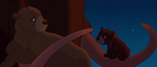 replique frere ours quote brother bear disney