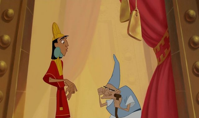 replique kuzco empereur megalo emperor new groove quote disney