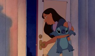 replique lilo stitch disney quote citation