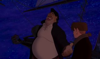 replique planete tresor nouvel univers disney quote Treasure Planet