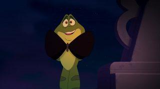 replique princesse grenouille frog disney quote