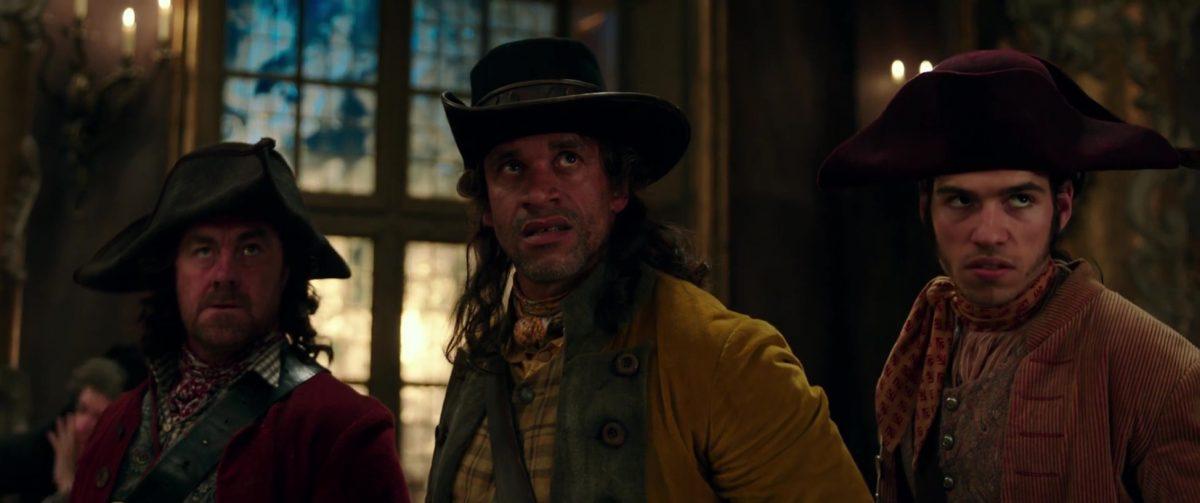 tom dick stanley personnage belle bete film 2017 beauty beast character disney