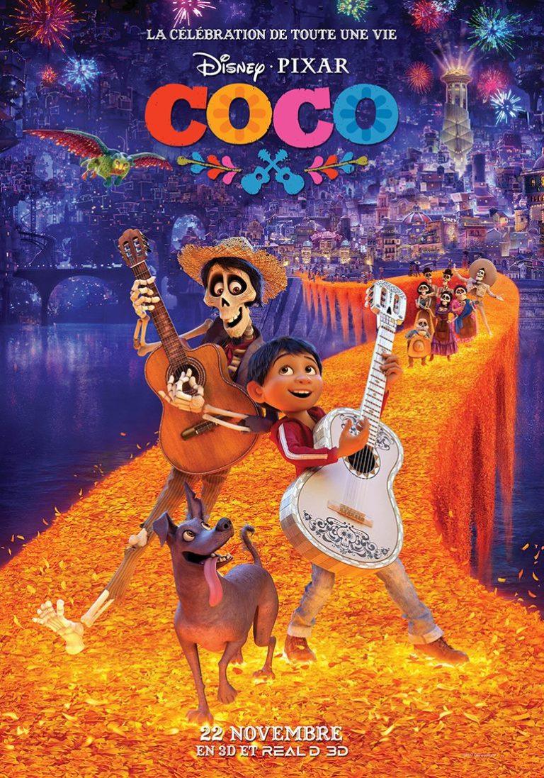 """""""Coco"""" : vainqueur aux Oscars !"""