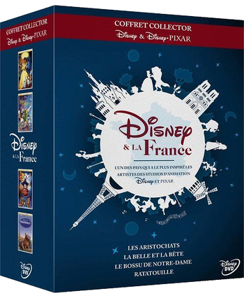 dvd disney france