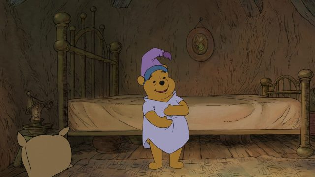 replique winnie ourson pooh disney quote