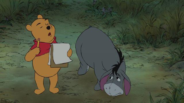 replique winnie ourson pooh disney quote