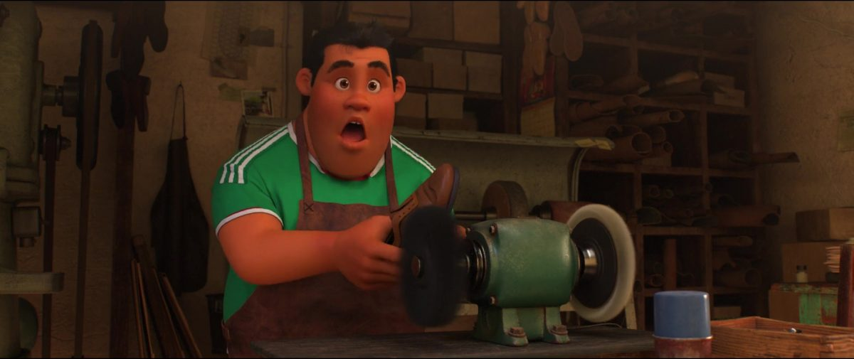 abel personnage character coco disney pixar