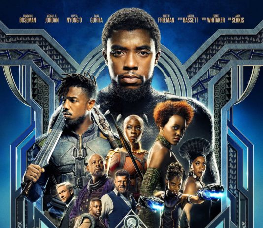 Affiche Black Panther Disney marvel Poster