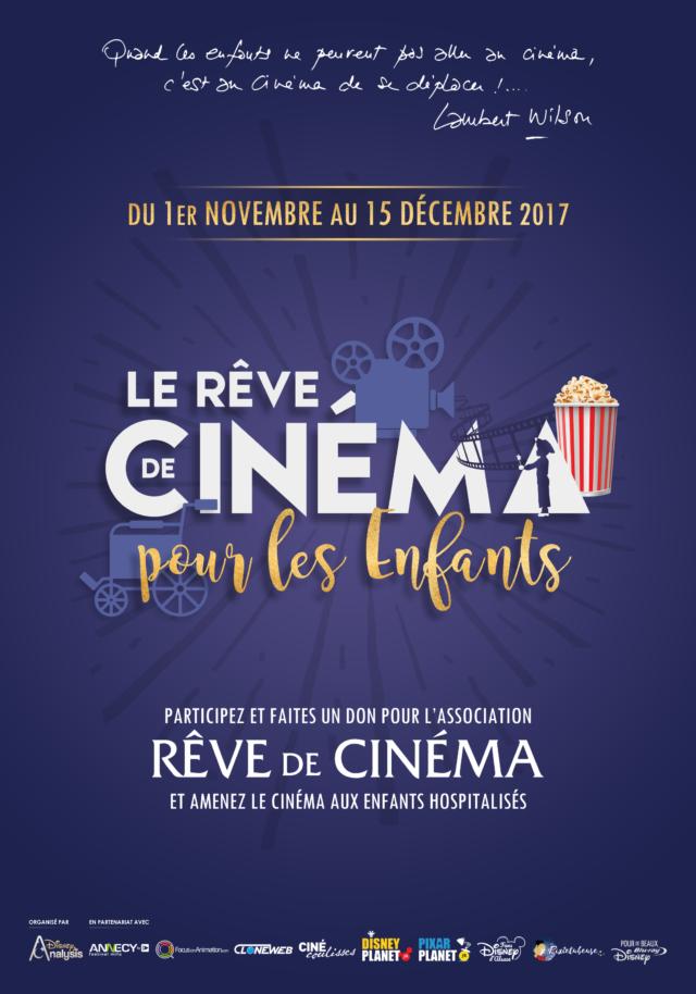 affiche reve cinema enfant 2017