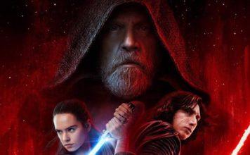 Affiche Poster Star Wars 8 Dernier Jedis Last Lucasfilm Disney