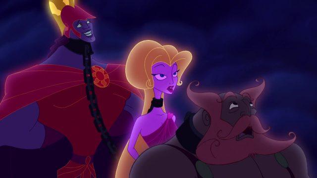 Apollon Personnage Character Disney Hercule