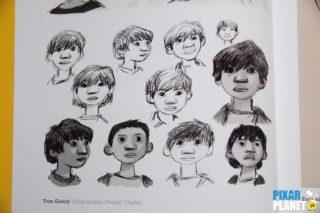 Art of Coco Disney Pixar Book livre artwork concept art