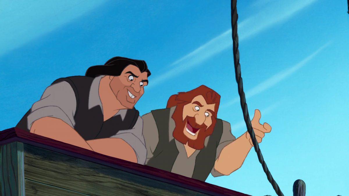 Ben Lon Personnage Character Disney Pocahontas légende indienne