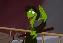Bill lézard Doorknob Personnage Alice au pays des merveilles Disney Character Wonderland