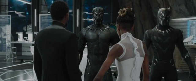 Capture Black Panther Disney Marvel