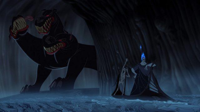 Cerbere  Personnage Character Disney Hercule