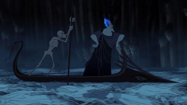 Charon Personnage Character Disney Hercule