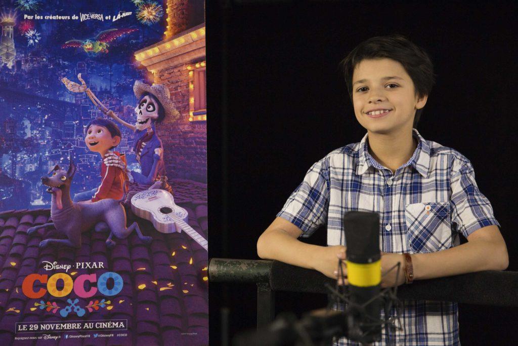 Andrea Santamaria Coco Disney Pixar