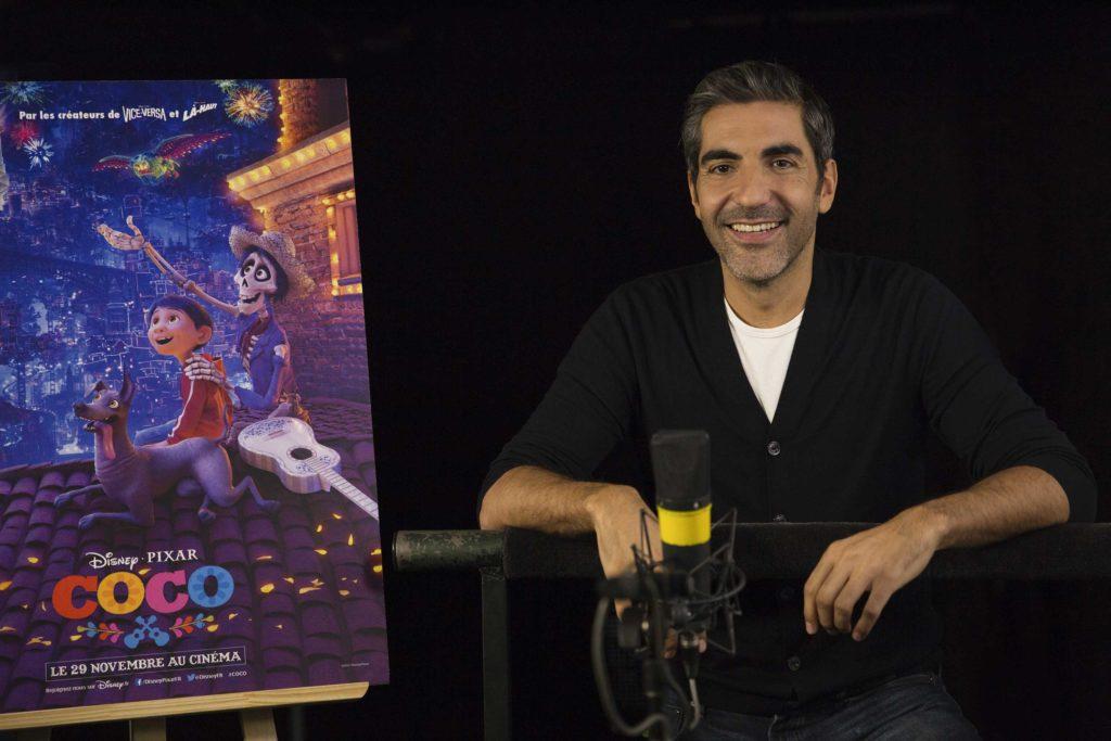 Ary Abittan Coco Disney Pixar