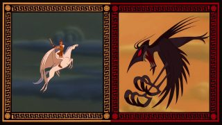 Créatures Beasts  Personnage Character Disney Hercule