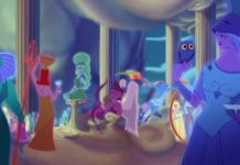 Cupidon eros Personnage Character Disney Hercule
