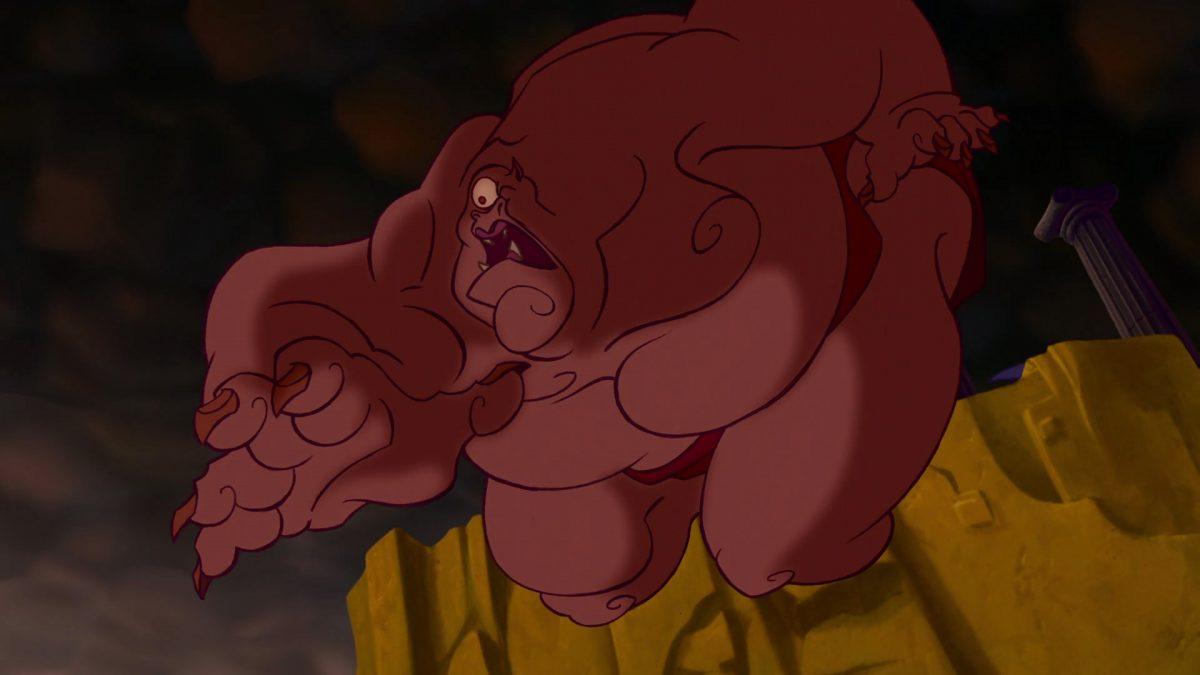 Cyclope Personnage Character Disney Hercule