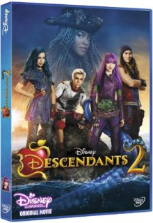 Descendants 2 DVD Disney Channel