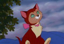 Dinah Personnage Alice au pays des merveilles Disney Character Wonderland