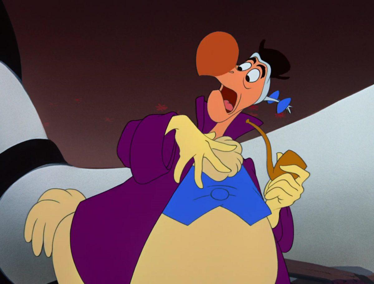 Dodo Personnage Alice au pays des merveilles Disney Character Wonderland