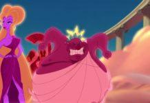 Dyonisos Personnage Character Disney Hercule