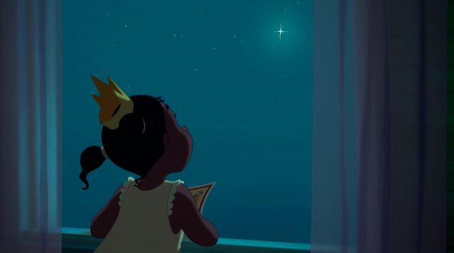 Evangeline Personnage Princesse grenouille Disney Character Frog