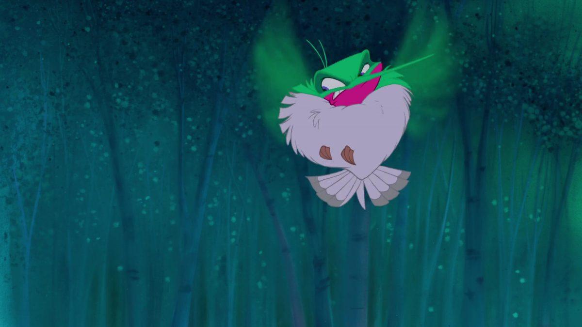 Flit Personnage Character Disney Pocahontas légende indienne