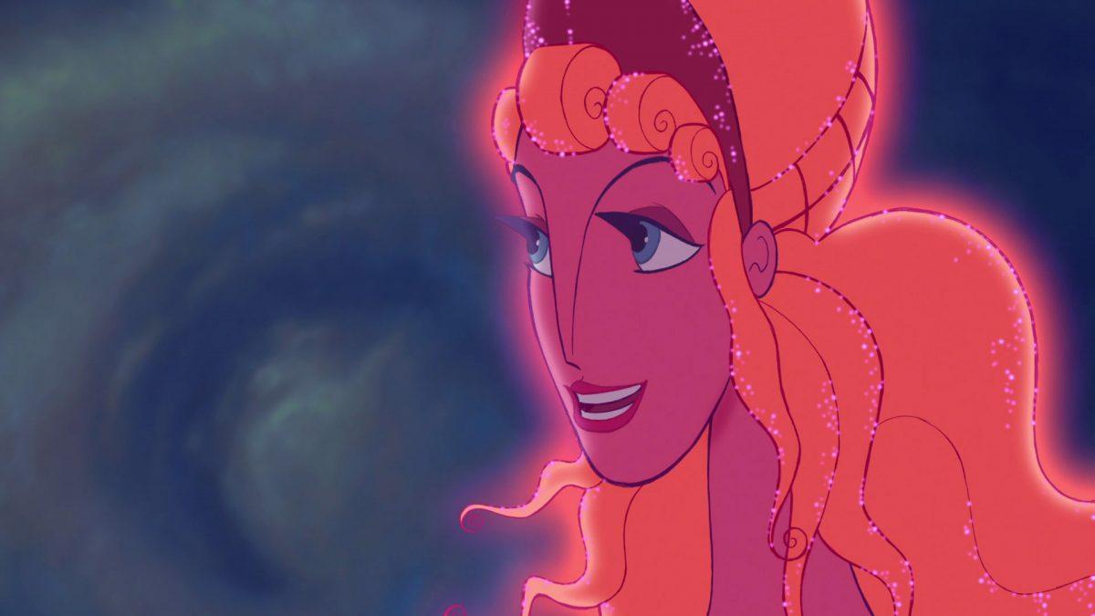 Héra Personnage Character Disney Hercule