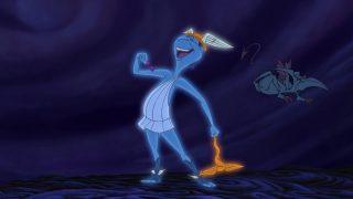 Hermes Personnage Character Disney Hercule
