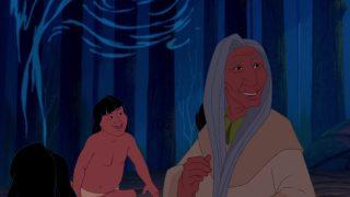 Kekata Personnage Character Disney Pocahontas légende indienne