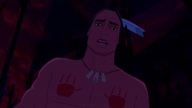 Kocoum Personnage Character Disney Pocahontas légende indienne