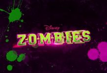logo zombies disney channel original movie