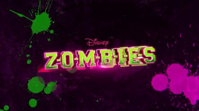 logo zombies disney channel original movie
