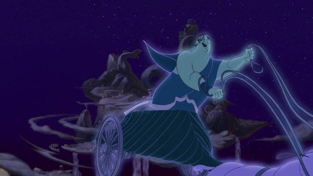 Morphée Morpheus Personnage Character Disney Hercule