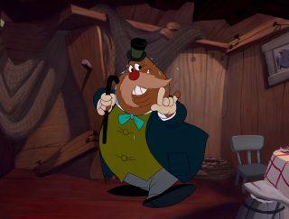 Morse Walrus Personnage Alice au pays des merveilles Disney Character Wonderland
