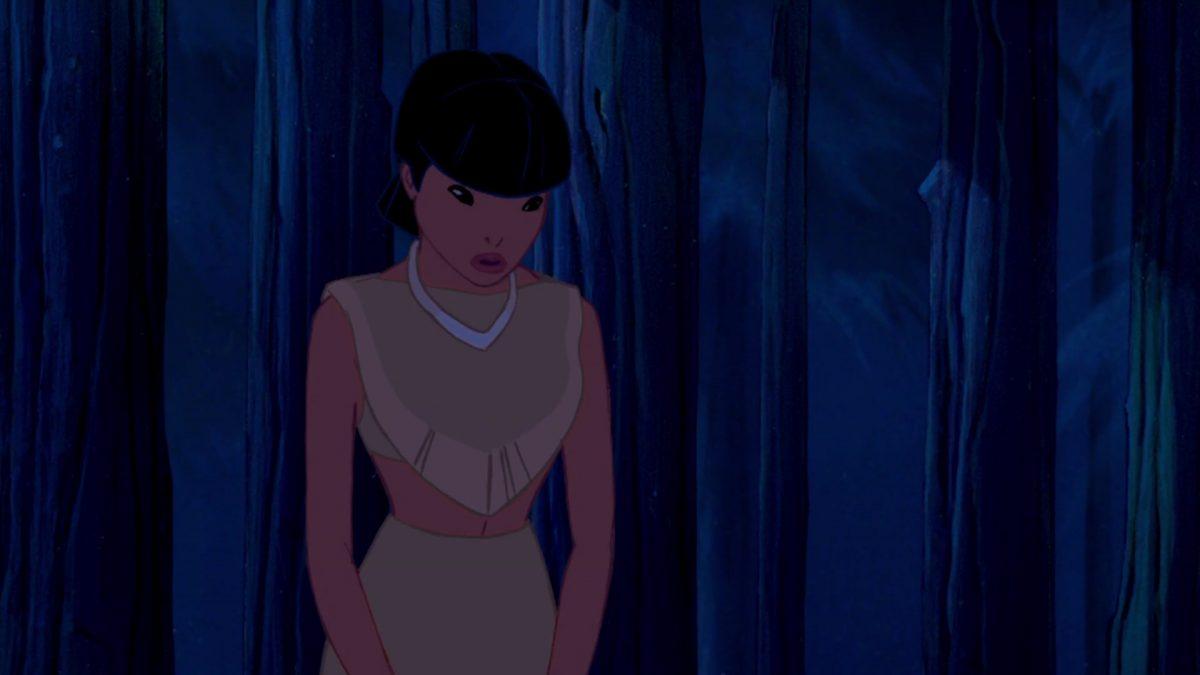 Nakoma  Personnage Character Disney Pocahontas légende indienne
