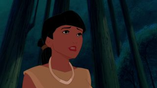 Nakoma  Personnage Character Disney Pocahontas légende indienne