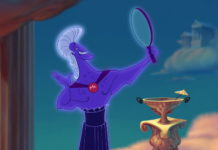 Narcisse Personnage Character Disney Hercule