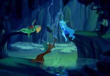 Nymphe Personnage Character Disney Hercule