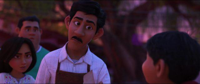 papa enrique personnage character coco disney pixar
