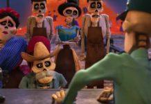 Papa Julio Personnage Coco Disney Pixar Character