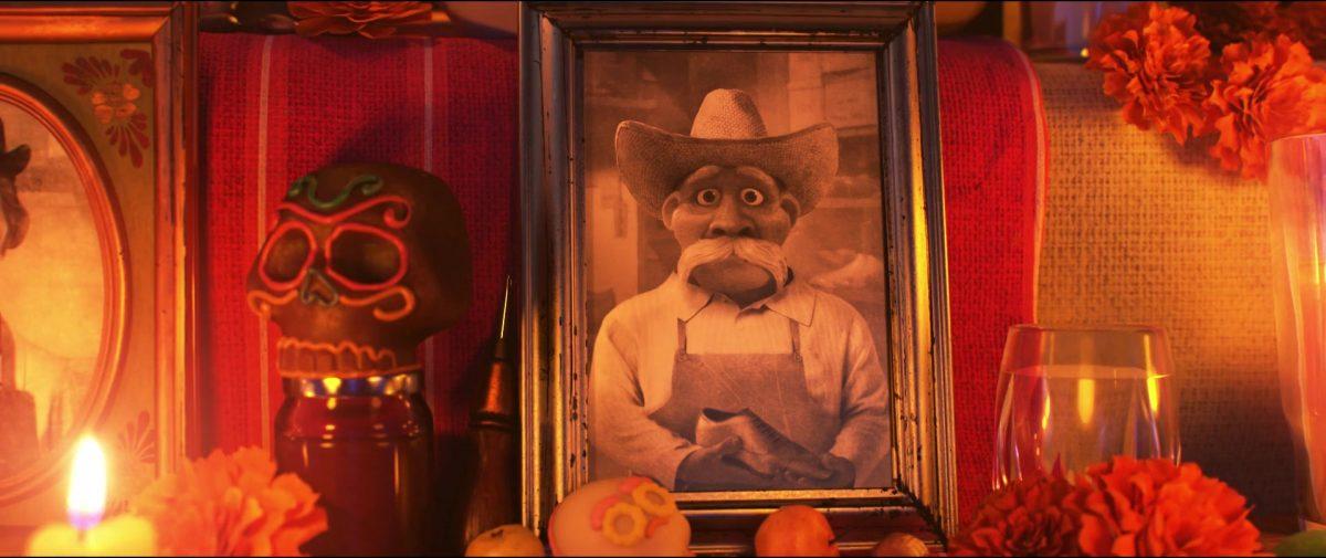 papa julio personnage character coco disney pixar