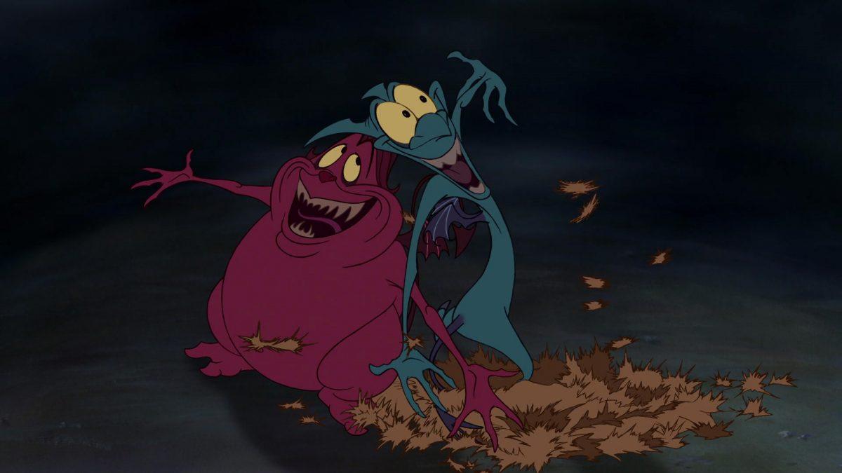 Peine Panique Pain Panic  Personnage Character Disney Hercule