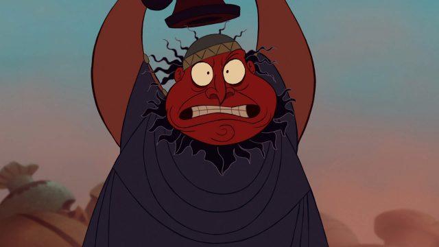 Potier Pot maker Personnage Character Disney Hercule