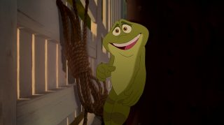 Prince Naveen Personnage Princesse grenouille Disney Character Frog